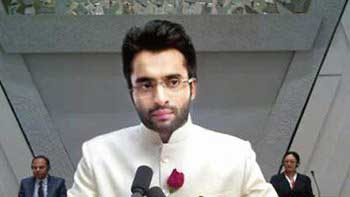 Jackky Bhagnani to deliver a speech at Kyoto Convention Centre in Japan