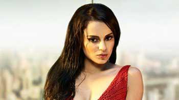 Kangana Ranaut turned singer for \'Krrish 3\'