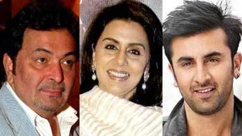 Kapoors to star in promotional video for \'Besharam\'