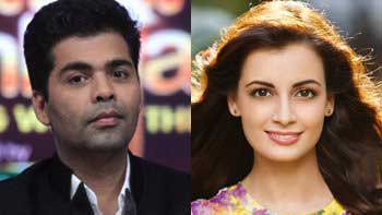 Karan Johar and Dia Mirza to host SAIFTA 2013