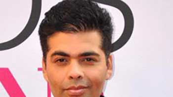 Karan Johar to be seen on screen