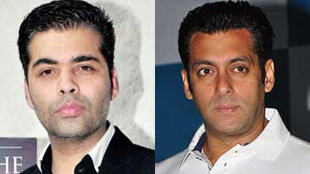 Karan Johar to share his \'Koffee\' with Salman Khan