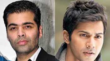 Karan Johar to team up with Varun Dhawan again