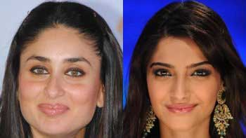 Kareena Kapoor and Sonam Kapoor to appear together in a film?