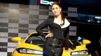 Kareena Kapoor dazzles in advertisement of a luxury car maker