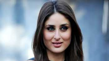 Kareena Kapoor in a deglam look