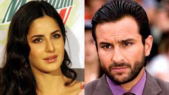 Katrina Kaif to star opposite Saif Ali Khan