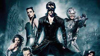 \'Krrish 3\' geared up to release in Tamil and Telugu simultaneously
