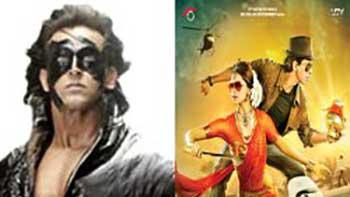 'Krrish 3' trailer to showcase along with 'Chennai Express'