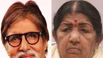 Lata Mangeshkar and Amitabh Bachchan to create a Devotional Album