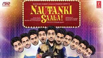 'Nautanki Saala!' : A Friendship Saga