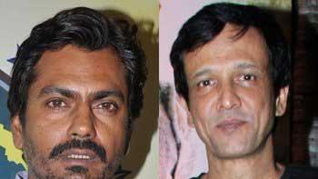 Nawazuddin Siddiqui and Kay Kay Menon in Anurag Kashyap's TV show