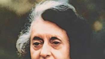 Now, a biopic on Indira Gandhi
