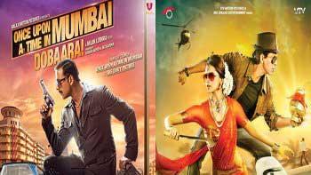 \'Once Upon Ay Time In Mumbai Dobaara!\' v/s \'Chennai Express\'