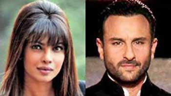 Priyanka Chopra to romance Saif Ali Khan in next movie?