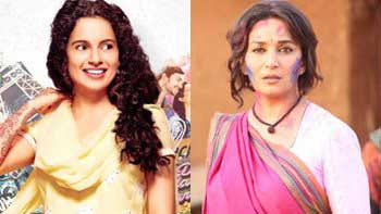 \'Queen\' to lock horns with \'Gulaab Gang\'