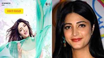 \'Ramaiya Vastavaiya\' not a comeback movie of Shruti Haasan