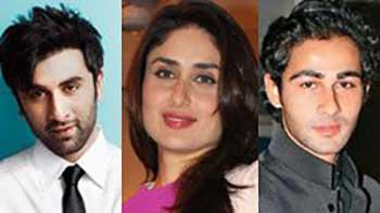 Ranbir-Kareena\'s cousin Armaan to debut in Bollywood