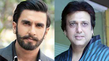 Ranveer Singh to shake a leg with Govinda in \'Kill Dil\'
