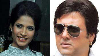 Richa Sharma to play Govinda\'s wife in next