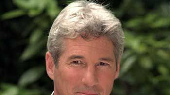 Richard Gere in Udaipur to shoot for his next