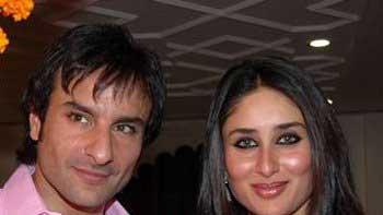 Saif Ali Khan and Kareena Kapoor\'s first wedding anniversary in London