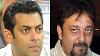 Salman Khan assures Sanjay Dutt to take care of Trishala
