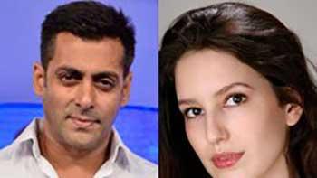 Salman Khan launches Isabelle Kaif in Dr Cabbie