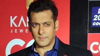 Salman Khan pens lyrics for a song in 'No Entry Mein Entry'