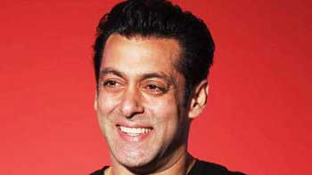 Salman Khan shoots for title track for \'O Teri\'