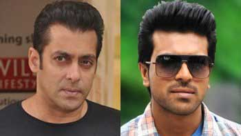 Salman Khan to relaunch Ram Charan Teja?
