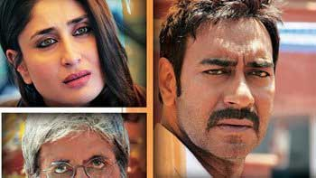 \'Satyagraha\' bags whopping Rs. 39.12 crore on first weekend