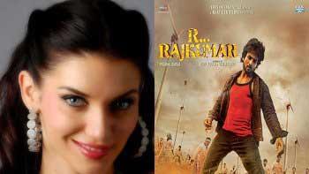 Scarlett Wilson to dazzle the dance floor in \'R... Rajkumar\'