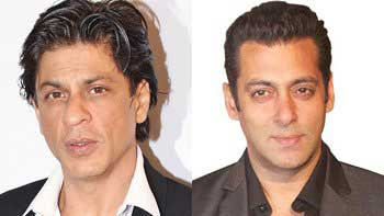 Shah Rukh Khan and Salman Khan to clash on Eid 2015