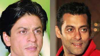 Shah Rukh Khan sprints ahead Salman Khan in \'Times Celebex\' ranking