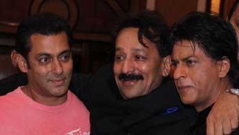 Shahrukh Khan and Salman Khan Friends Again!