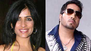 Shibani Kashyap croons Punjabi track with Mika Singh