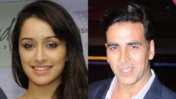 Shraddha Kapoor, Akshay Kumar to star in \'Gabbar\'