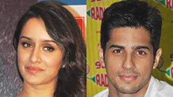 Shraddha Kapoor to pair with Siddharth Malhotra in \'Villain\'?