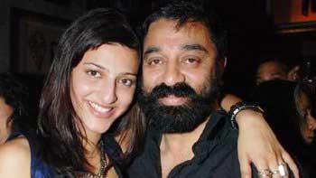 Shruti Haasan to ring in New Year\'s eve with father Kamal Haasan