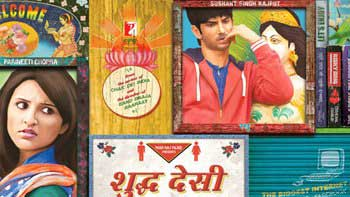 \'Shuddh Desi Romance\' trailer to be unveiled in Jaipur