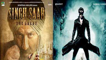 \'Singh Saab The Great\' promo to unveil with \'Krrish 3\'