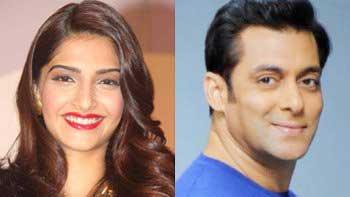 Sonam Kapoor to star opposite Salman Khan in next?