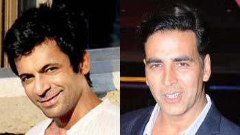 Sunil Grover to play parallel lead to Akshay Kumar