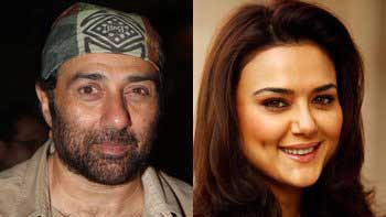 Sunny Deol and Preity Zinta to star in \'Bhaiyyaji Superhit\'