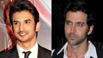 Sushant Singh Rajput replaces Hrithik Roshan twice!