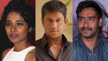Tannishtha Chatterjee and Adil Hussain to star in Ajay Devgn's international venture
