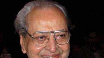 The legendary actor Pran Saab expired