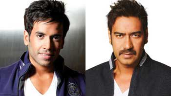 Tusshar Kapoor\'s first production to star Ajay Devgn