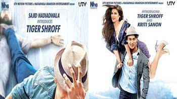 Vibrant First Look Posters of \'Heropanti\' Out Now!
